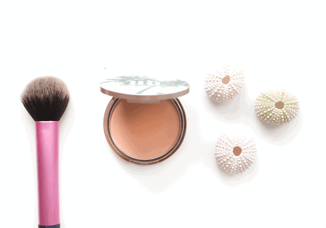 Urban Decay Beached Bronzer Review and Swatch