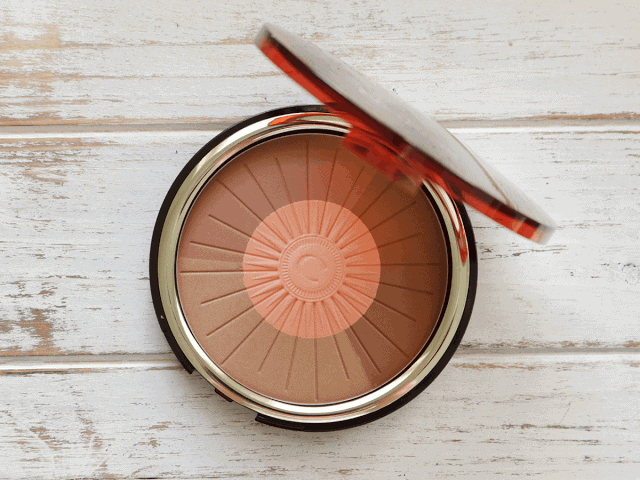 Clarins Summer 2016 Bronzing and Blush Compact Swatches and Review