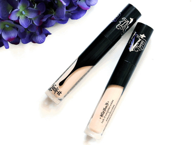 Kat Von D Concealer Creme Review and Swatches