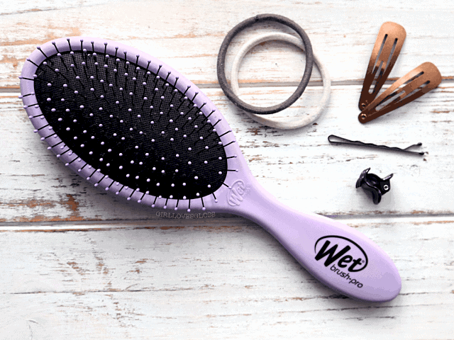 Healthy Hair Series: Wet Brush Review