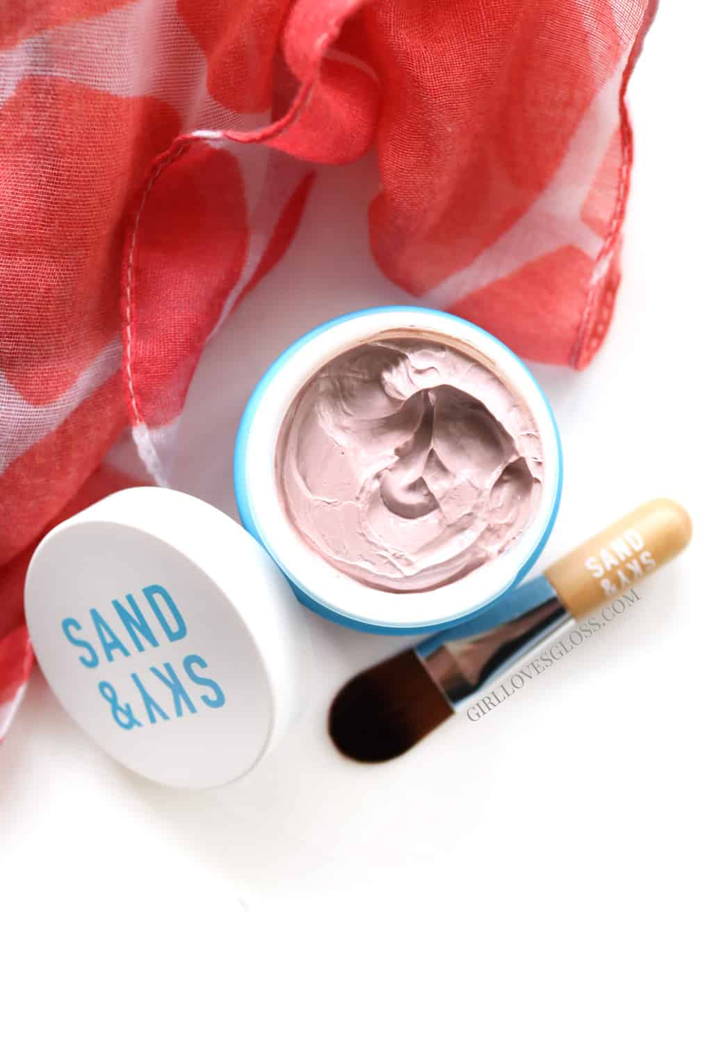 Sand and Sky Australian Pink Clay Mask Review