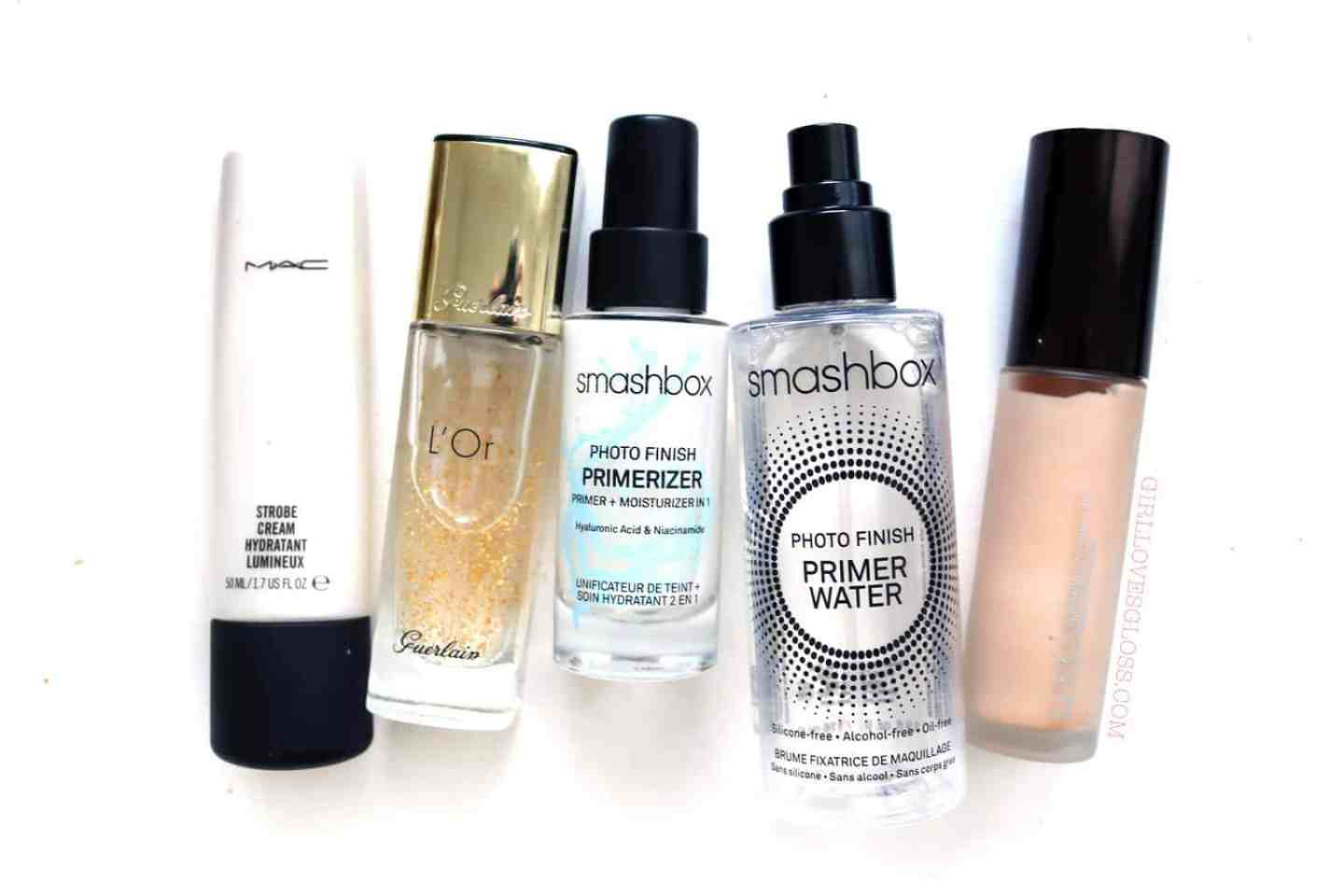 5 Favourite Primers of 2017
