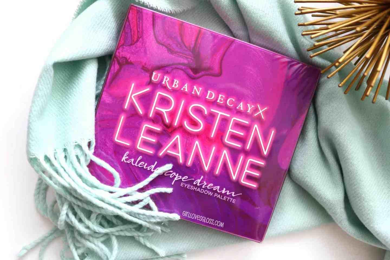 Urban Decay Kristen Leanne Kaleidoscope Palette Giveaway