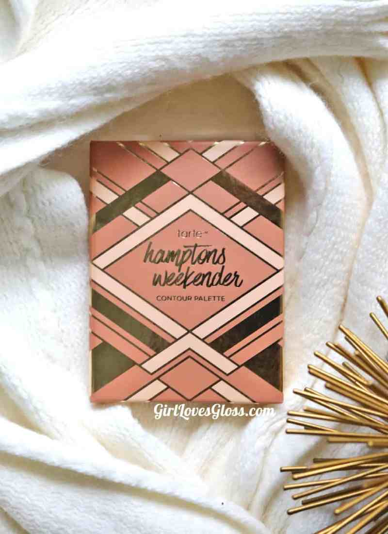 Tarte Hamptons Weekender Palette Review Swatches