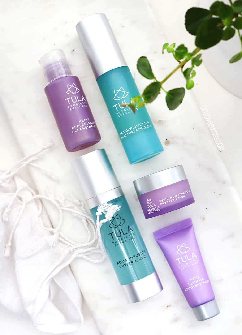 Trying Out Tula Probiotic Skincare