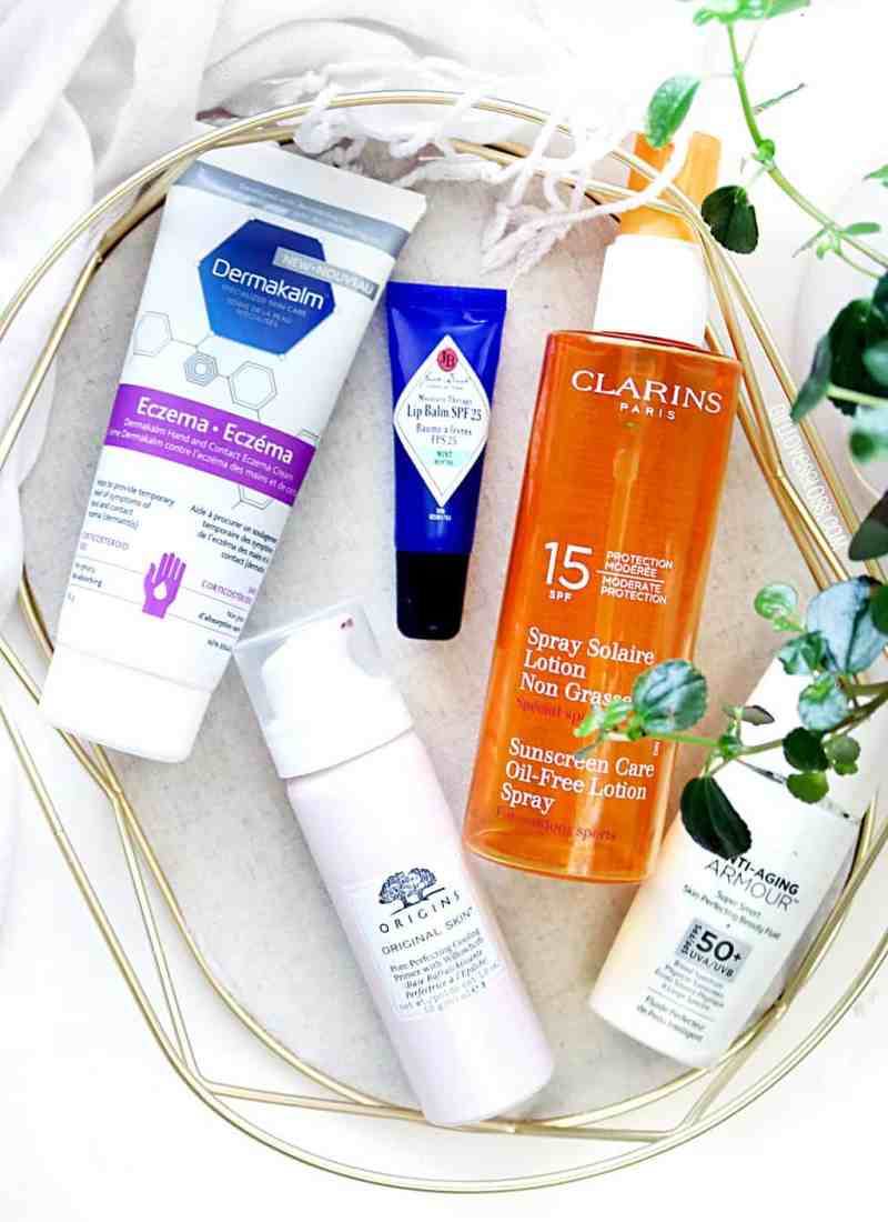 Summer Skincare Must Haves