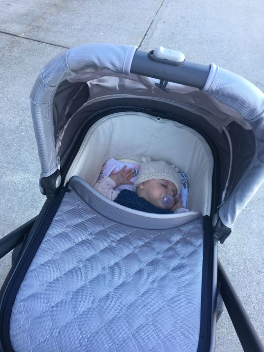 Uppababy Cruz Bassinet Review
