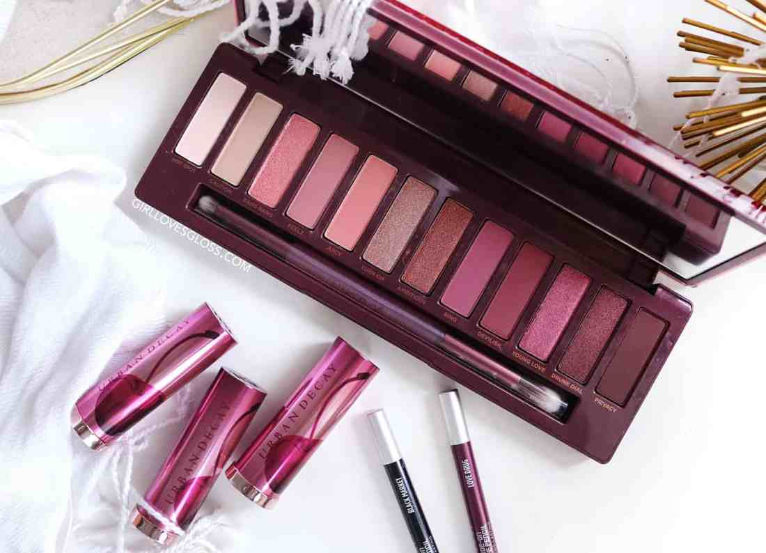 Urban Decay Naked Cherry Collection - Collective Beauty
