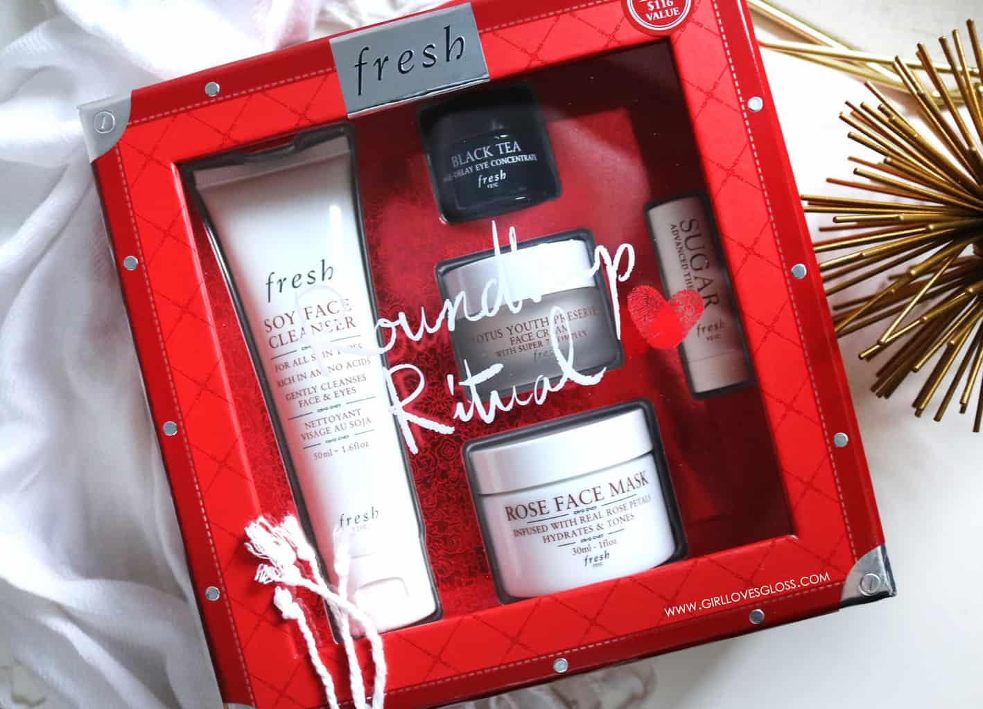 Fresh Roundtrip Ritual Set Giveaway