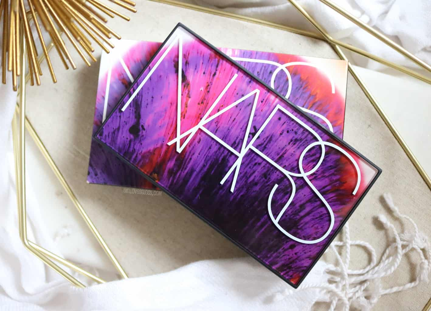 Nars Ignited Palette Review