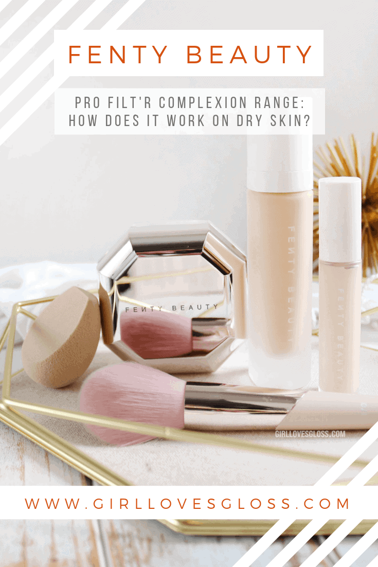Fenty Beauty Pro Filtr Foundation Concealer Powder Review