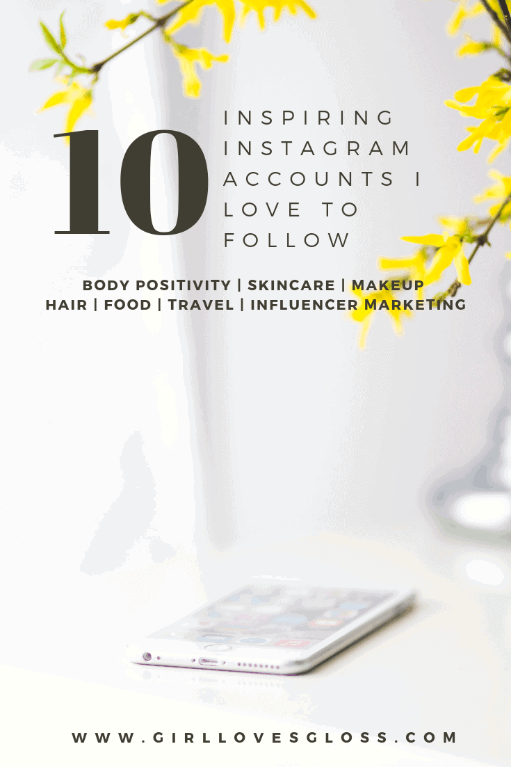 10 Instagram Accounts That I Love to Follow