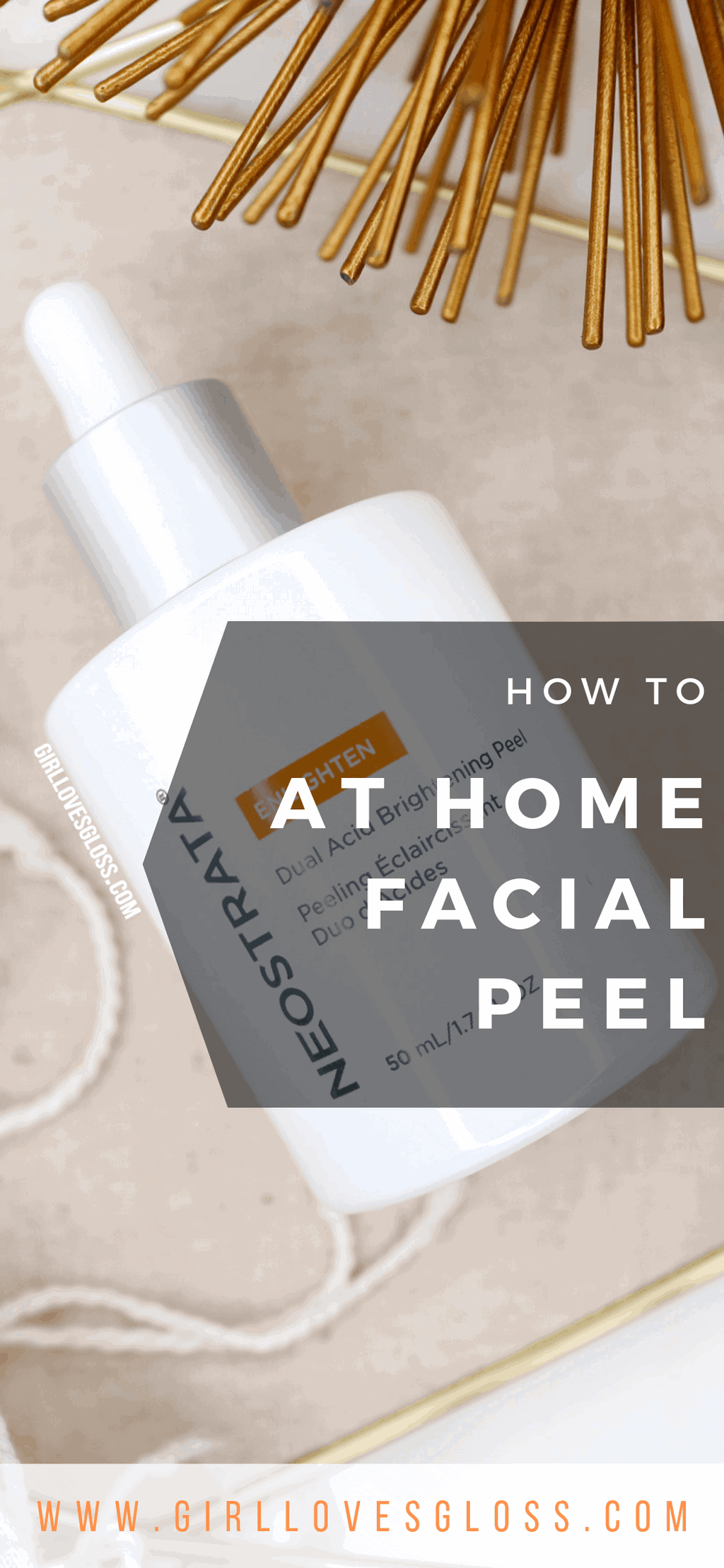 at home facial peel with Neostrata