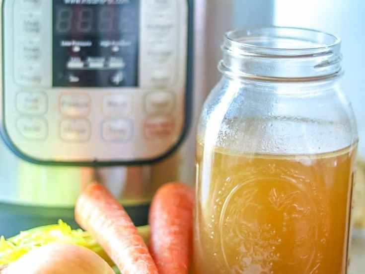 How to Make Stock in In the Instant Pot