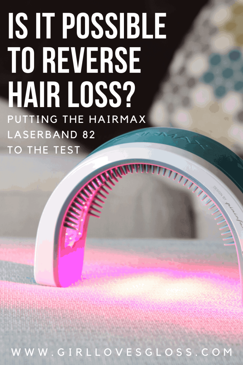 Laser Hair Regrowth with Hairmax Laserband 82