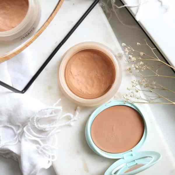 Tarte Breezy Cream Bronzer vs Chanel Soleil Tan de Chanel