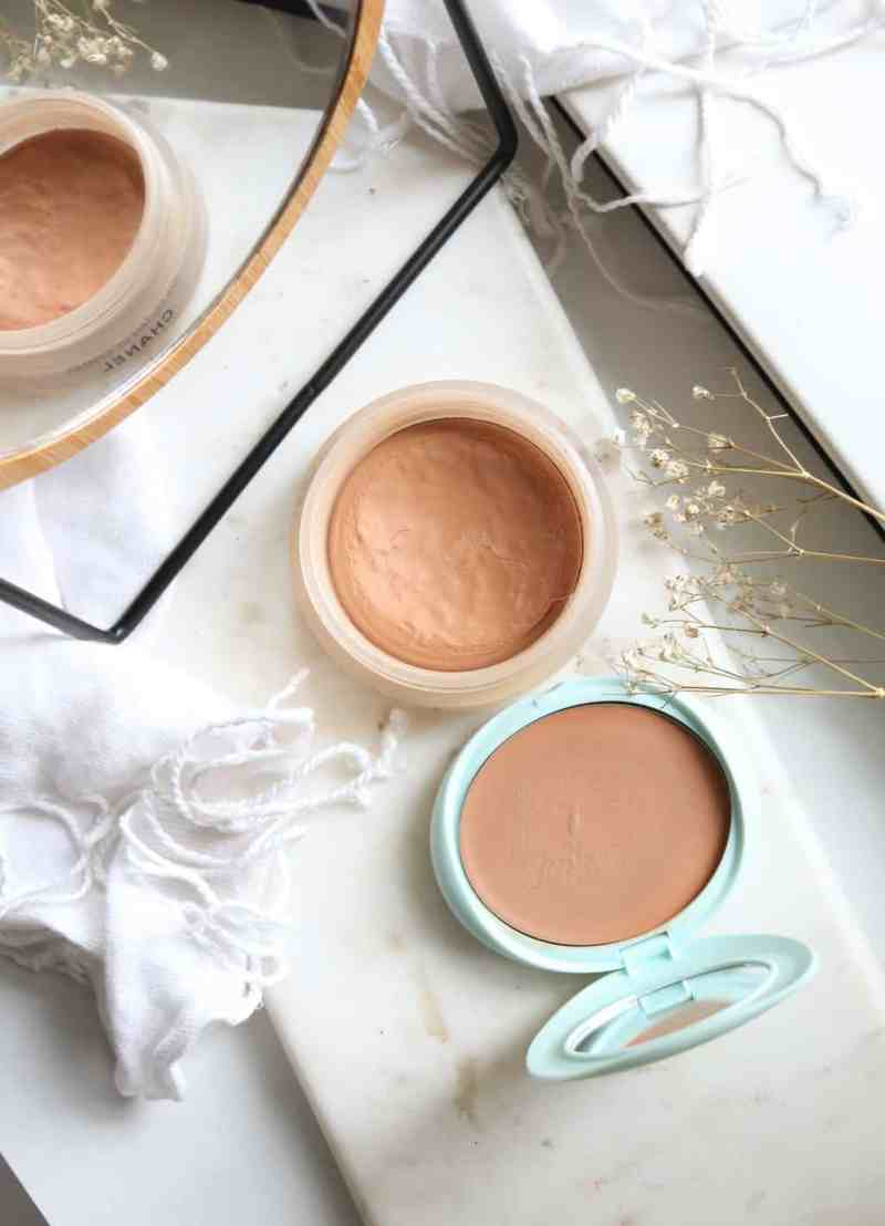 Tarte Breezy Bronzer vs Chanel Les Beiges Soleil Tan de Chanel