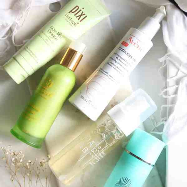 5 Gentle Morning or Second Cleansers For All Skin Needs