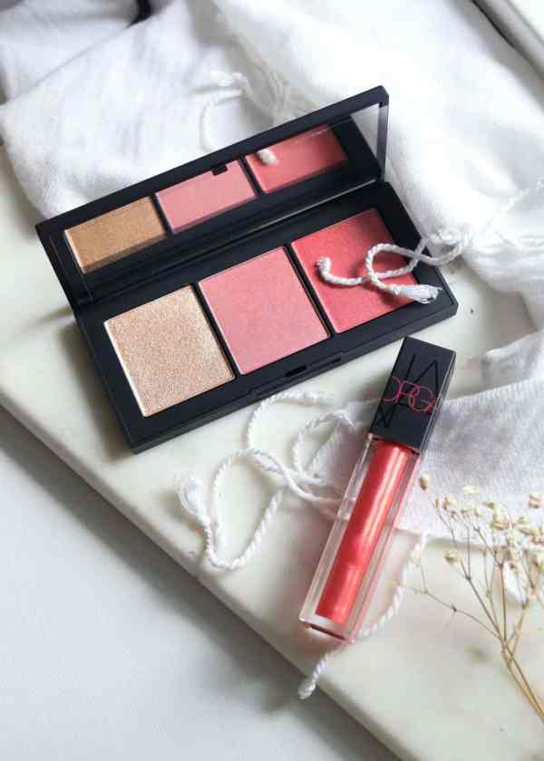 New Love | NARS Orgasm X Palette and Oil-Infused Lip Tint + GIVEAWAY