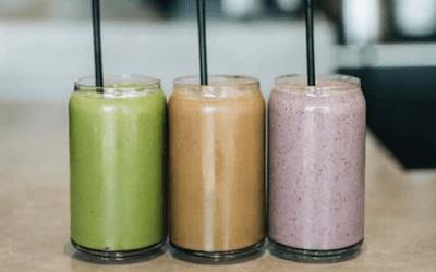 3 recettes de milkshakes protéinés