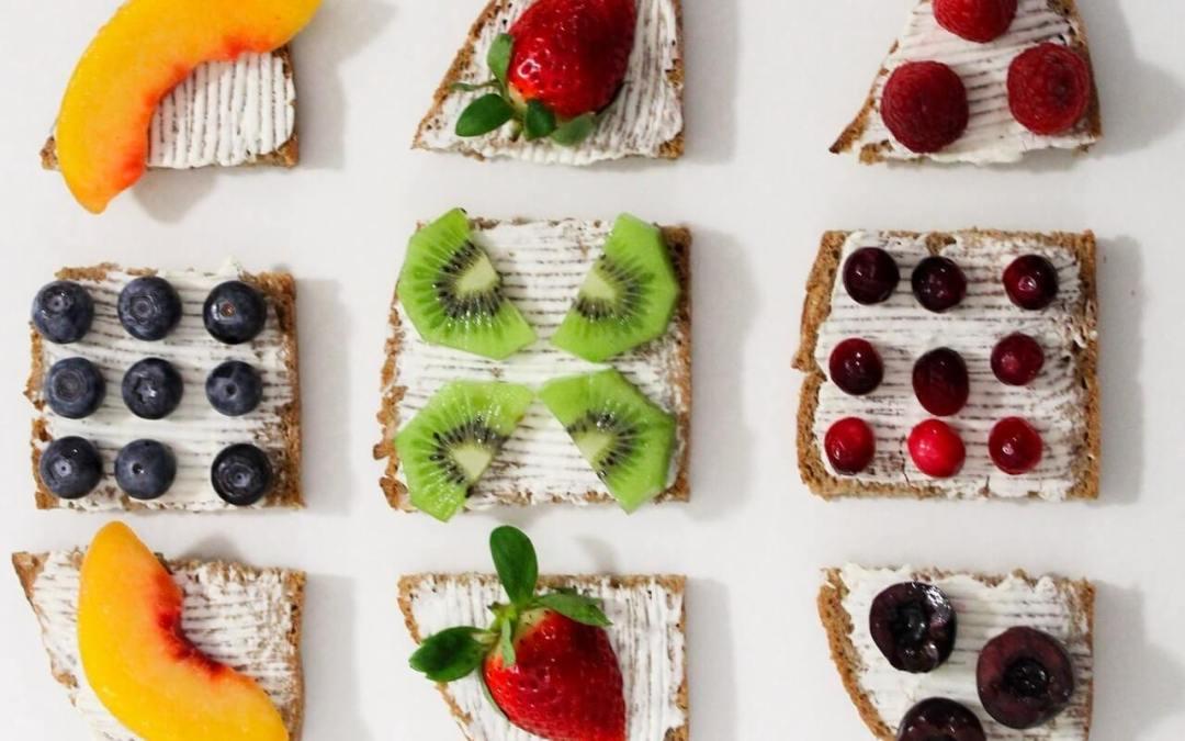 collations caloriques et protéines