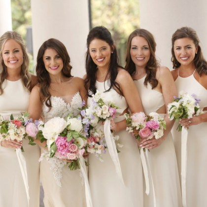 How I Made Over  600 Selling My Bridesmaid Dresses   Girl Meets Party Photo by Kenny Kim Photography