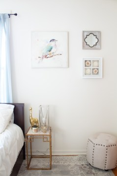 Decor-Tuesday Morning-Girl Meets Party_Gallery Wall-Nightstand