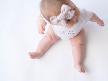 6 month photos - lauren michelle photography