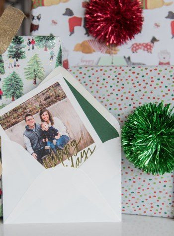 paper source holiday theme gifting