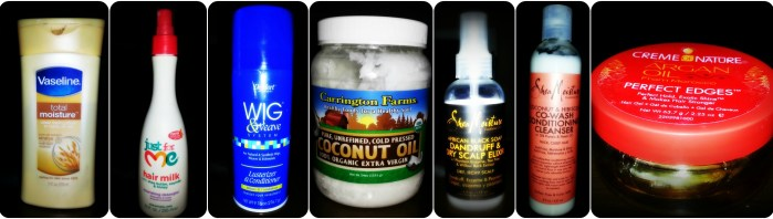 crochet maintenance collage