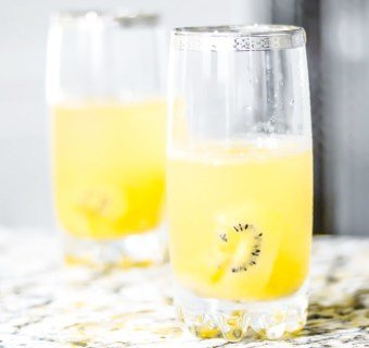 The Best Summer Mocktail for Nursing Moms