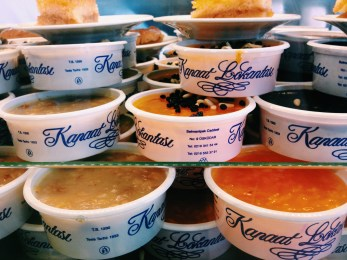 lots of puddings!