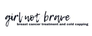girl not brave logo