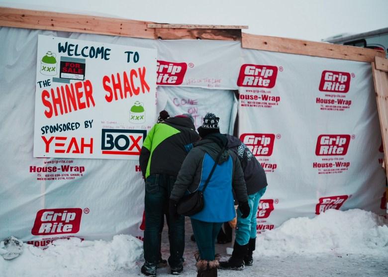 YEAH BOX Shiner Shack