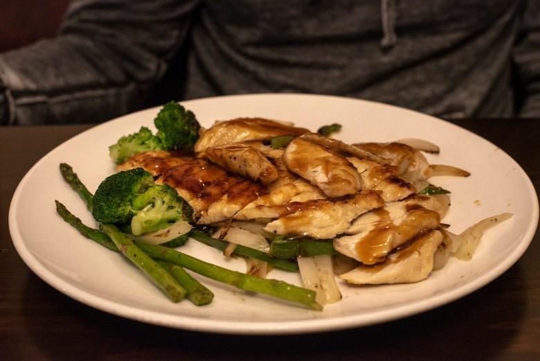 hibachi chicken in Owatonna