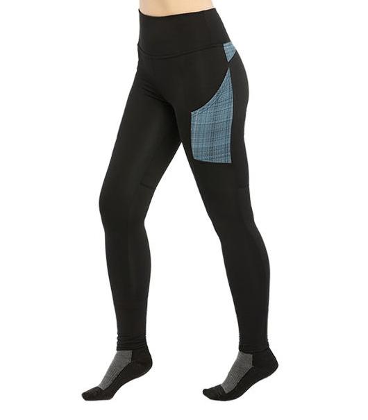 WSI plaid leggings