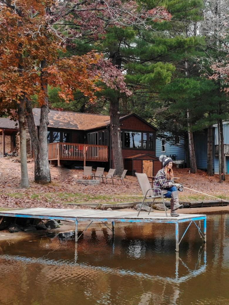 Vintage Lake Cottage
