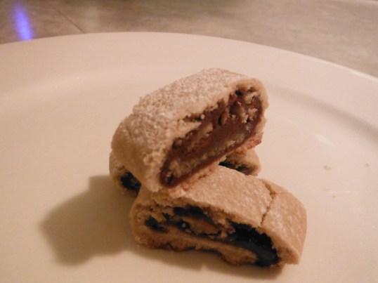 Chocolate swirl cookies 004