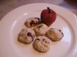 Cranberry-White Chocolate Shortbread 006