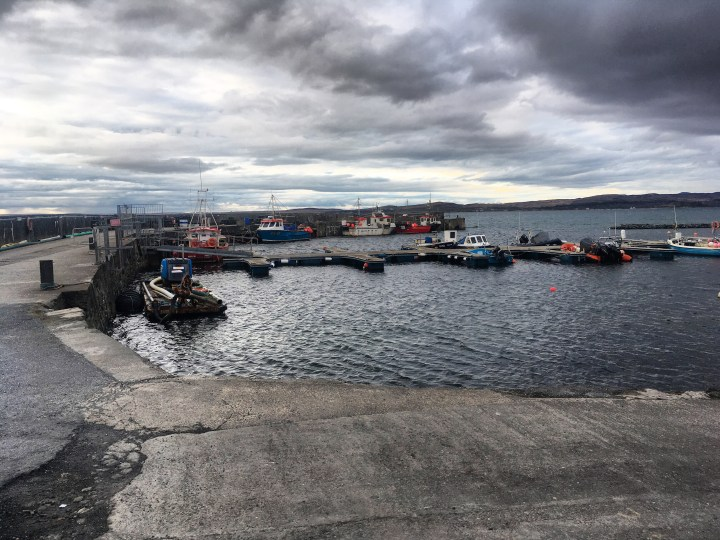Port Ellen, Islay | A Girl of Many Passports
