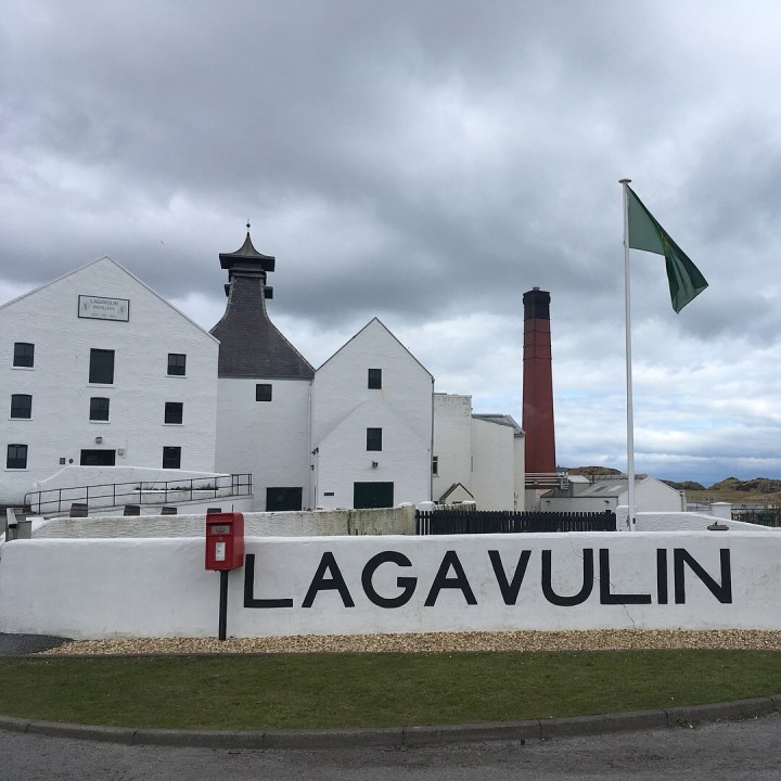 A Long Weekend on Islay | Lagavulin Distillery | A Girl of Many Passports