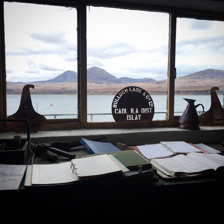 A Long Weekend on Islay | Caol Ila Distillery | A Girl of Many Passports