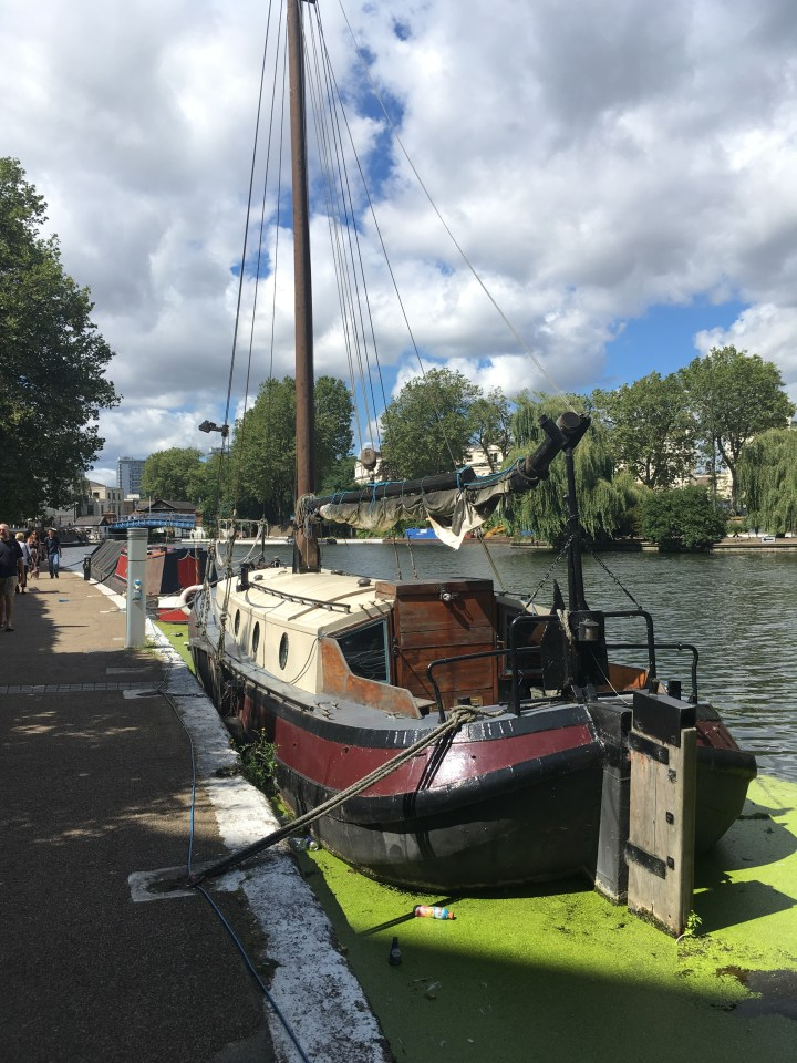 Little Venice, London | How to Spend 3 Days in London | A Girl of Many Passports