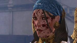 Dragon Age 2 Isabella Blood
