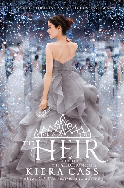 The heir selection series book 4