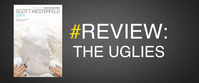 The Uglies Book Review By Scott Westerfeild Girl Plus Book