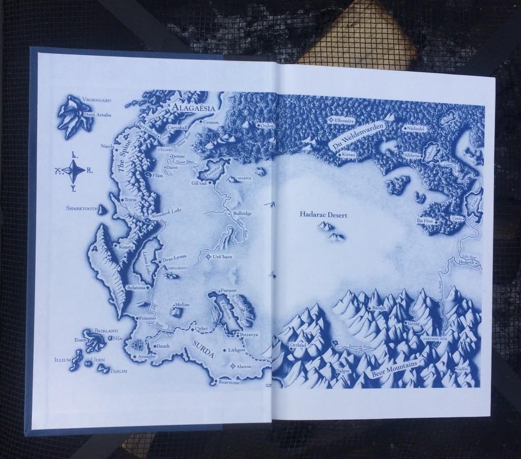 ERagon book map