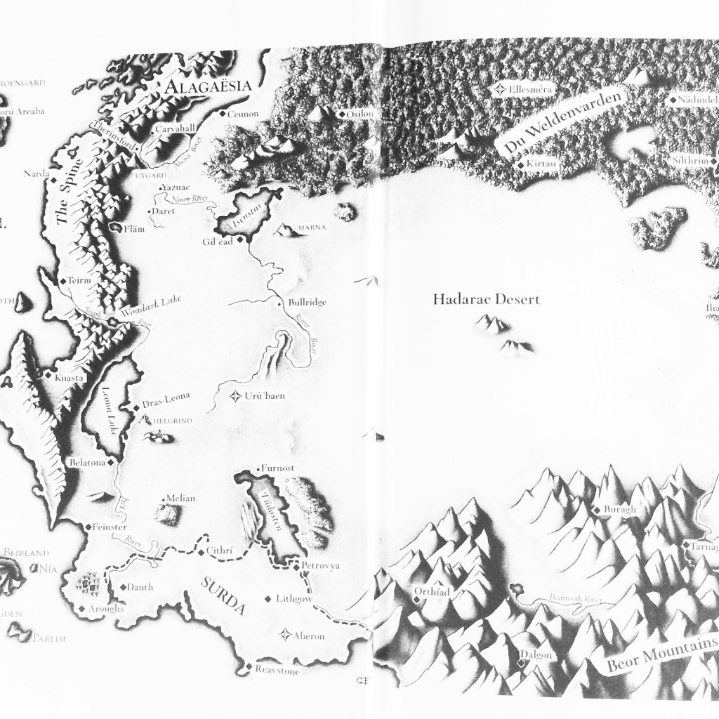 eragon map