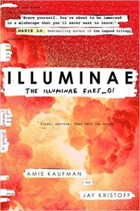 Illuminae (The Illuminae Files) by Amie Kaufma and Jay Kristoff