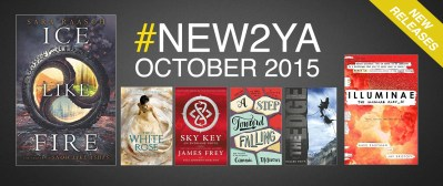 New Releases October 2015 Young adult